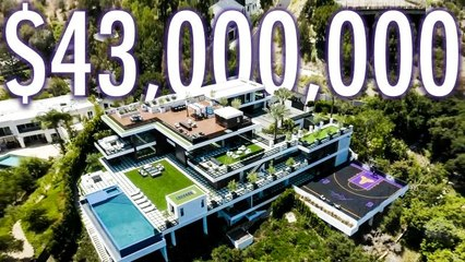 Inside A $43M Private Resort Mansion With A Car Showroom