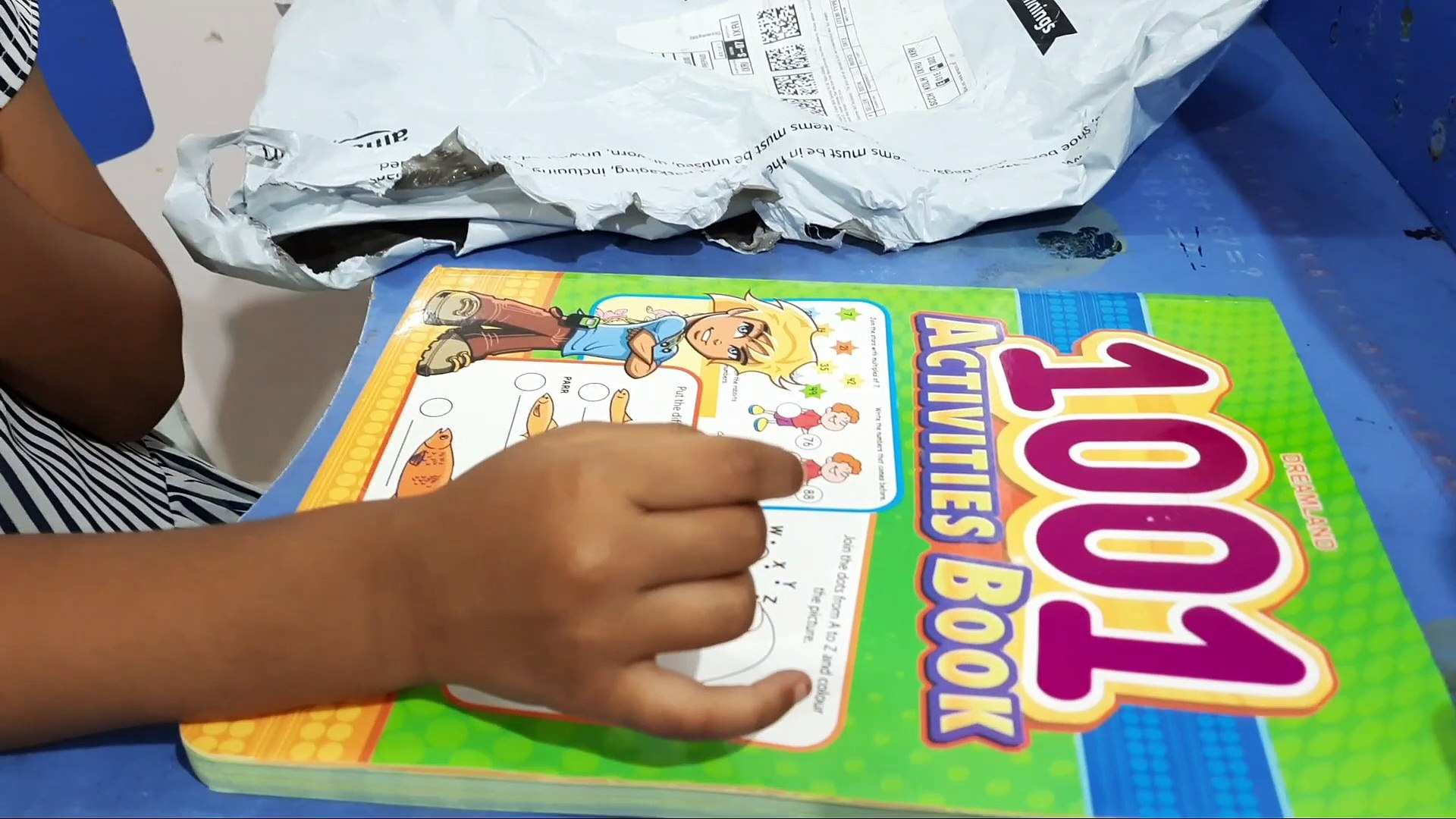 Amazon kids Book Review|Kids activity Book Review|Book Review