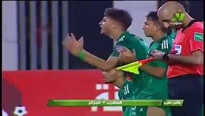Coupe Arabe U20 (1/4 finale) : L'Algérie bat le Maroc (Séance des TAB--4-3)