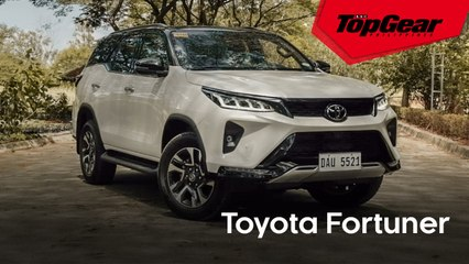 Review: 2021 Toyota Fortuner 2.8 4x4 LTD