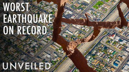Why a Magnitude 11 Earthquake Would Destroy the Planet | Unveiled