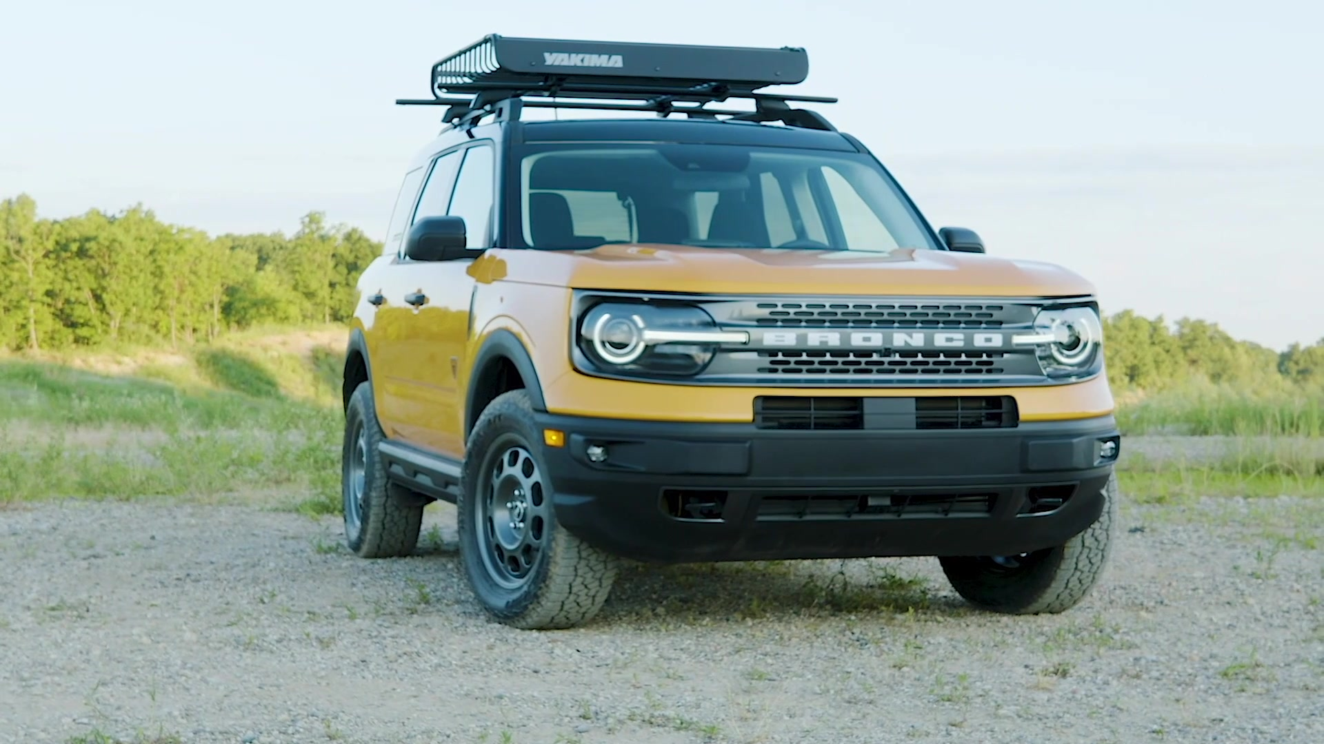 2021 Ford Bronco Sport Design Preview