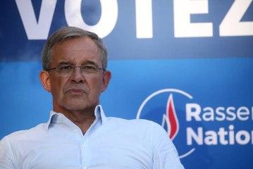 Régionales en Paca : Thierry Mariani affirme que « c'était ingagnable de toute façon »