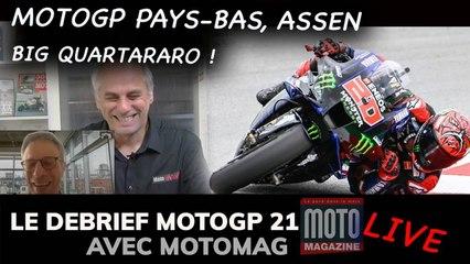 MotoGP PAYS-BAS - 9e Live