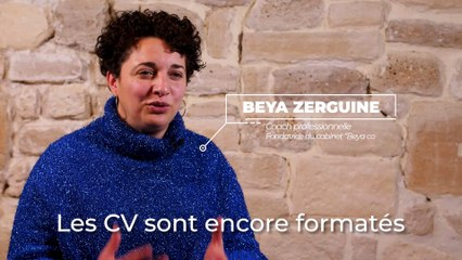 Les CV, devenus trop formatés selon Beya Zerguine