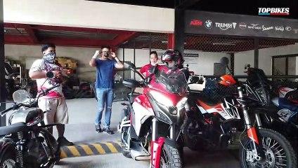 Adto na ta! Ride ta Mindanao: From CDO to Davao, Part 1