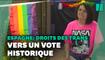 En Espagne, les personnes trans de plus de 16 ans pourront bientôt changer leur genre sans justificatif