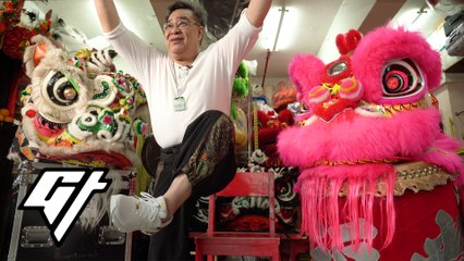 Why Women Could Never Be Lion Dancers Until Now