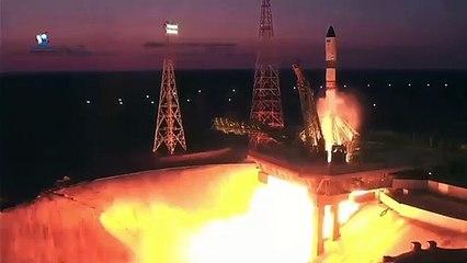 Unbemannter Frachtflug zur ISS gestartet