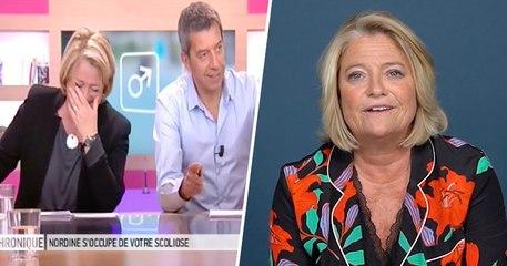 L'interview de Marina Carrère d'Encausse | Behind the news