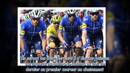 Tour de France 2021 - à quelle heure s'élance Julian Alaphilippe dans le contre-la-montre ce 30 juin