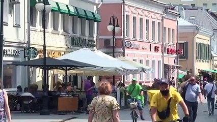 Corona-Pandemie wütet in Russland weiter ungebrochen
