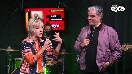 ¡Estamos totalmente en vivo, en una entrevista especial con Ana Torroja para #JessieEnExa! ✨ (438)