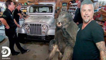 Richard compra un Jeep, un Riviera y un galpón de reliquias | El Dúo mecánico | Discovery En Español
