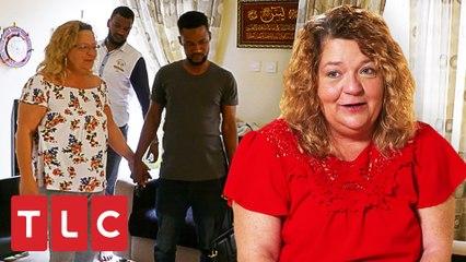 Usman e Lisa acabam discutindo e brigando | 90 Dias para Casar: Antes dos 90 Dias | TLC Brasil
