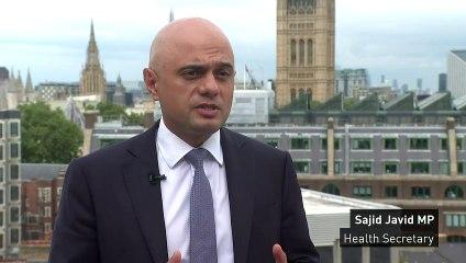 Health secretary announces autumn vaccine booster scheme