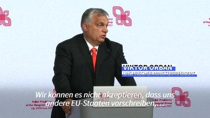 "Orban will ""Diktatur"" der EU beenden"