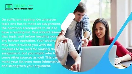 How to Write an Assignment Design Tips, and Writing Hints