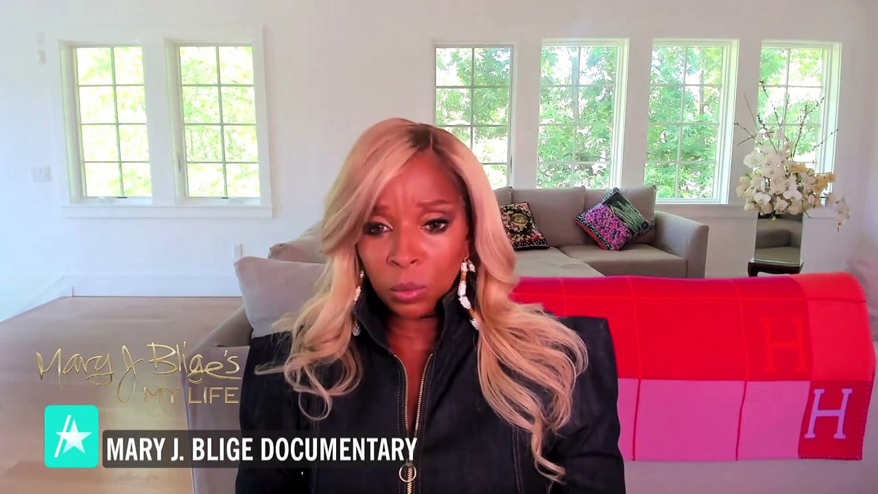 Mary J. Blige Gets Honest About Overcoming Her Drugs and Alcohol Addiction