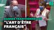 """""""Quand je vois les gens danser, ça me rend heureux"""":  Éric Dupond-Moretti répond à une députée LR qui veut interdire les danses traditionnelles aux mariages"""