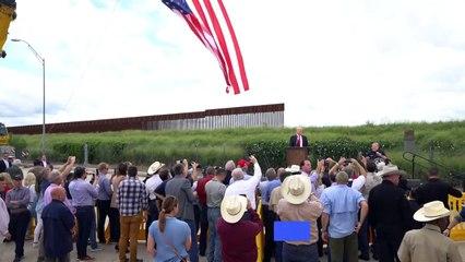"""Trump: """"Wir hätten die stärkste Grenze aller Zeiten haben können"""""""