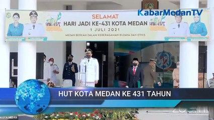 Peringati HUT ke 431 Kota Medan, Pemko Medan Luncurkan Sejumlah Inovasi Pelayanan Publik