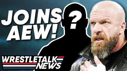 WWE Talent JUMPS To AEW! Eddie Kingston WWE HEAT! AEW Dynamite Review | WrestleTalk