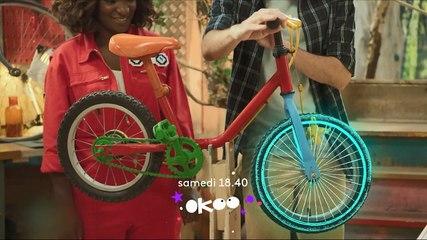 Okoo- C'est toujours pas sorcier- le vélo comment ca roule... droit ? -Bande Annonce