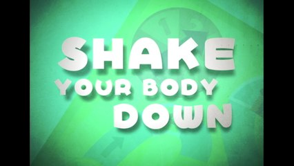 The Laurie Berkner Band - Shake Your Body Down