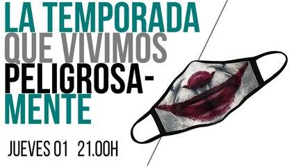 Juan Carlos Monedero: la temporada que vivimos peligrosamente - En la Frontera, 1 de julio de 2021