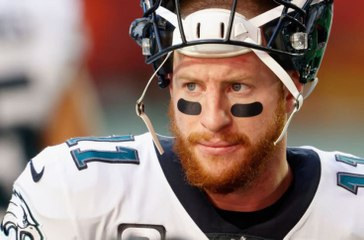Carson Wentz Stresses Importance of Admitting Vulnerability in Support of Mental Health
