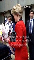 ¿Los estilos de Kate y la princesa Diana son similares?