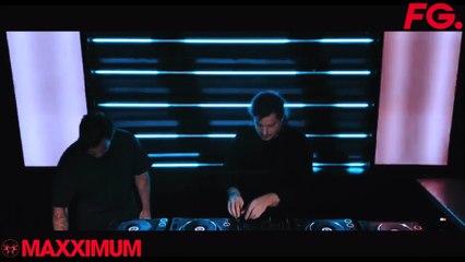 TEENAGE MUTANTS | LA NUIT MAXXIMUM | LIVE DJ MIX | RADIO FG