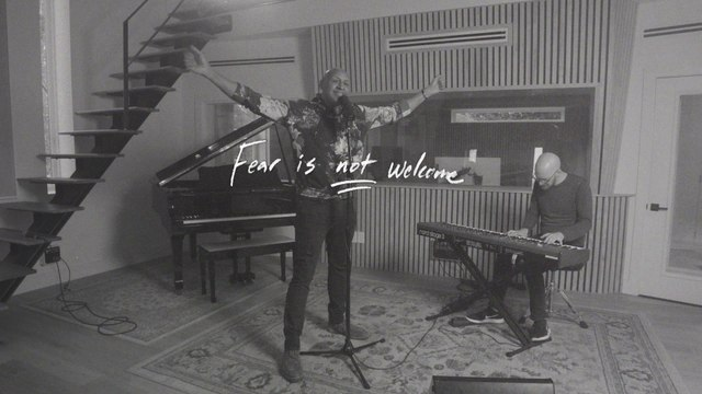 Brian Courtney Wilson - Fear Is Not Welcome