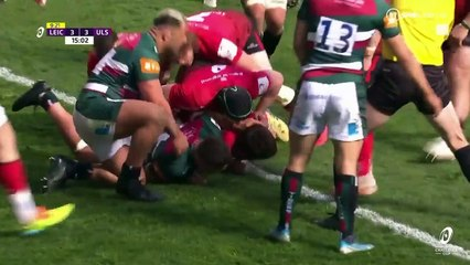 Matches of the Season semi-final: Leicester Tigers v Ulster Rugby