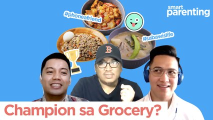 Who Says Tatay Can't Cook? These Dads Tried The Grocery Challenge   Smart Parenting