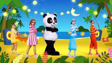 Panda e Os Caricas - Dança Panda