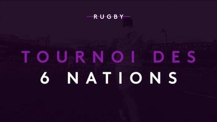 Tournoi des 6 nations U20 : France / Ecosse- Bande Annonce