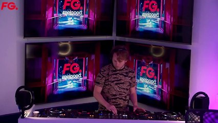 JORIS DELACROIX | FG CLOUD PARTY | LIVE DJ MIX | RADIO FG