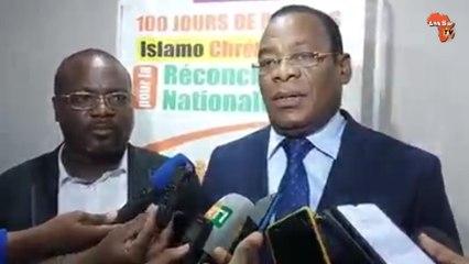 Pascal Affi N'guessan pour la paix  et la réconciliation