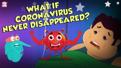 What If Coronavirus Never Ends?   COVID-19   Dr Binocs Show   Peekaboo Kidz