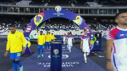 Latest Copa America Highlights