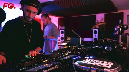 SIRUS HOOD | FG CLOUD PARTY | LIVE DJ MIX | RADIO FG