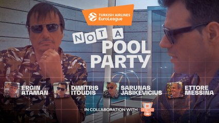 Not a pool party