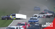 Chaos on late restart causes damage to frontrunners at Road America