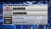 Rangers @ Mariners Game Preview for JUL 04 -  4:10 PM ET