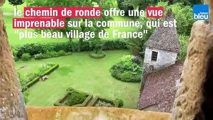 VIDÉO - Découvrez la vue depuis le donjon du manoir de la Salle qui ouvre au public en Périgord noir
