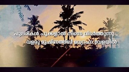 Niravu  Lyrical Video  _ Satori  _ Rafeeq Ahamed  _ Sanal Saseendra