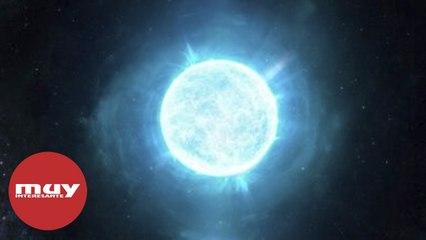 Astrónomos descubren una estrella enana blanca récord