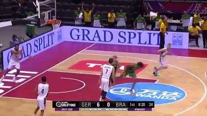 Basketball Olympics Qualification